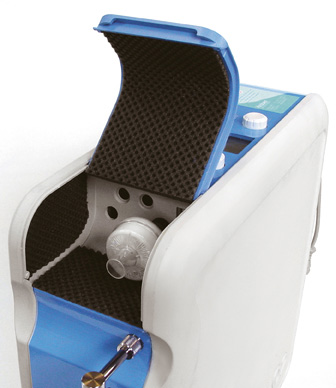 Oxycure concentrator