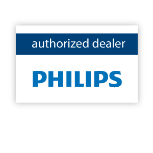 Authorized dealer Philips